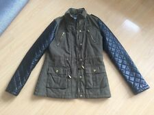 Lovely New Look 915 Generation Quilted Jacket Coat Age 14-15