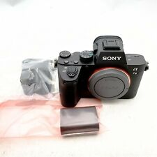 Sony a7 III ILCE7M3/B Full-Frame Mirrorless Interchangeable-Lens Camera, Black