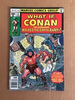 What If #13 ~~ Conan ~~ Marvel Comic