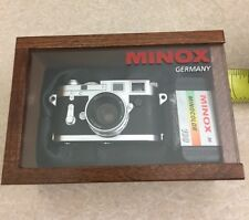 Leica Minox  M3-W13991 Miniature Film Camera Mini Germany Mint