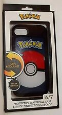 Pokemon Protective Waterfall Cell Phone Case for iPhone 6/7 Animated Pikachu