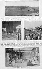 ADP VILLENOY ENTREPOTS APPROVISIONNEMENT GENERAL UNION COMMERCIALE DE MEAUX 1923