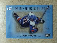15-16 UD Tim Hortons Above The Ice #AI-JT JOHN TAVARES (1:12 packs)