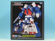 Transformers Masterpiece MP-22 Cybertron / City Commander Ultra Magnus Actio...