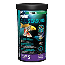 JBL Propond all Seasons S 0,18 kg, Year-Round Feed for Small Koi & Pond Fish