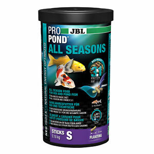 JBL Propond all Seasons S 0,18 KG, Year-Round for Small Koi & Pond Fish