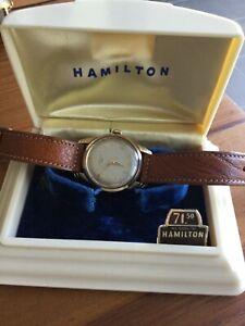 Vintage Hamilton CLD