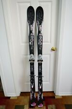 New listing K2 ONE LUV SKI SIZE 160 CM WITH MARKER BINDINGS