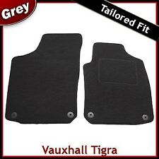 Vauxhall Tigra Mk2 2004-2009 Tailored Fitted Carpet Car Floor Mats GREY