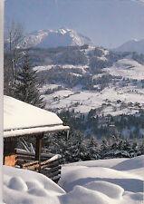 BF22244 l hiver au pays du mont blanc   france  front/back image