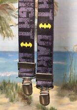 Dark Knight Suspenders Batman Kids