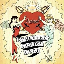 The Reverend Horton Heat - Revival [New CD]