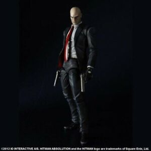 Play Arts Hitman Killer Agent 47 PVC Action Figure Collectible Model Toy