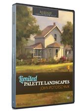 John Pototschnik: Limited Palette Landscapes - Art Instruction DVD