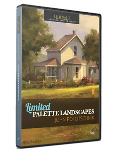 John Pototschnik: Limited Palette Landscapes - Art Instruction DVD