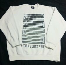 RARE THE FRESHNES COOL GREY 11 CREW NECK SWEATSHIRT DIAMOND SUPREME HOODIE SHIRT