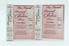 Too Faced Primed & Poreless Pure - 2PK, 17 oz / 5 g (BNIB)