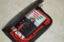 Radio Shack Cat No 22-080 Battery Tester with Zipper Case