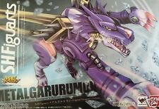 New Bandai S.H.Figuarts Digimon Metal Garurumon Original Designer\'s Edition