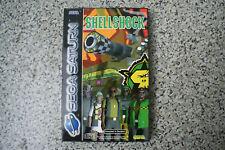 Sega Saturn Spiel Shellshock komplett mit OVP und Anleitung PAL DE