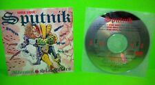 Sigue Sigue Sputnik Albinoni Vs. Star Wars CD Maxi 1989 Electronic Synth-Pop UK