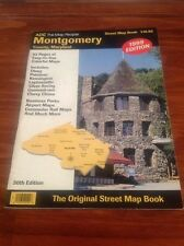 1999 ADC Map Montgomery County Maryland