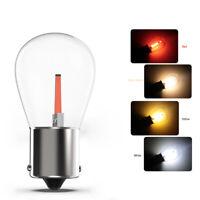 2X 1156 LED Birne Auto Rücklicht Bremslicht Signallicht Blinker Lampe Gelb Rot