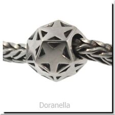 Authentic Trollbeads Sterling Silver 11272 Sparkling Star :0