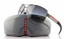 POLARIZED Rare Genuine PRADA Sport Mens Metal Sunglasses PS 54IS 7CQ5W1 SPS 54I