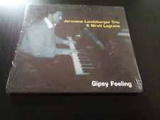 CD DIGIP. JERMAINE LANDSBERGER TRIO BIRELI LAGRENE - GIPSY FEELING / neuf scellé
