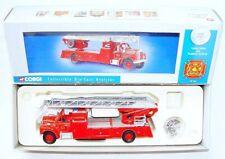 Corgi Premier 1:50 MACK B-Series REAR MOUNT LADDER FIRE ENGINE TRUCK #53001 MIB!