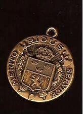 Vintage School Medal MERITO Rious SERVICE