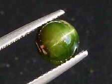 Kornerupin Katzenauge / Kornerupine cat's eye 1,74 Ct. - rund Cabochon (334m)