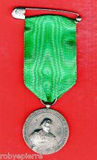 Medaglia spilla CONDOTTA E DILIGENZA Istituto Gonzaga I b Ginnasio 1933 1934