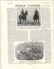 1929 Gladys frazin ADA puede Hilda Sims Ben campo Niebla Carretera Dibujos Animados