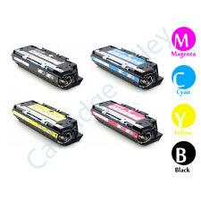 HP LaserJet 311A 3700 3700N 3700DN 3700TN Color Tone Set
