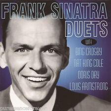 FRANK SINATRA - Duets (UK 21 Tk CD Album)