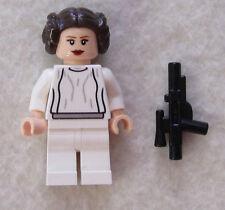 NEW LEGO STAR WARS PRINCESS LEIA MINIFIG minifigure 7965 millennium falcon