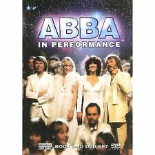 ABBA  In Performance - Brand New Music DVD - Region 0