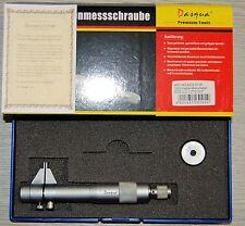 """Dasqua Inside Micrometer 0.2 - 1.2"""" x 0.001"""" (Ref: 43125105)"""