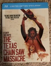 The Texas Chainsaw Massacre Steelbook