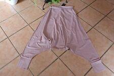 BORIS INDUSTRIES HAREMS Hose Aladin 44 46 48 NEU puder rosé Baumwolle LAGENLOOK