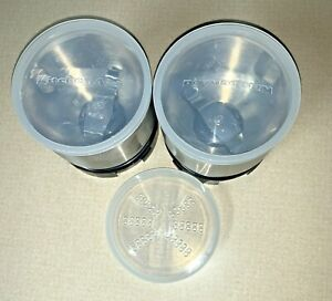 KitchenAid Coffee Spice Grinder Accessory Kit Stainless Steel Bowls BCG2110B