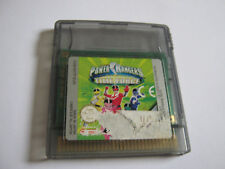 power rangers time force gbc game only