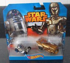 Hot wheels. Star wars. R2-D2 & C-3PO . Disney