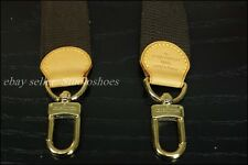 LOUIS VUITTON Authentic Leather Trim Briefcase Shoulder Bag Replacement Strap