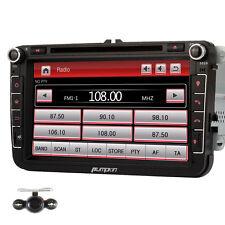 "8"" Autoradio 2 Din DVD Player Touchscreen GPS Navi RDS USB SD Bluetooth+ Kamera"