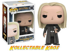 Harry Potter Lucius Malfoy Pop Vinyl Figure Funko 36