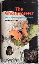 The Ghostmasters Weird Stories by Famous Writers (Ambrose Bierce) ed. Betty Owen