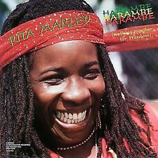 Rita Marley 1988 Harambe Original Reggae Promo Poster
